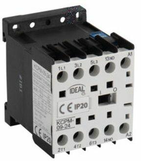 Stycznik mocy 9A 3P 24V AC KCPM-09-24 24093
