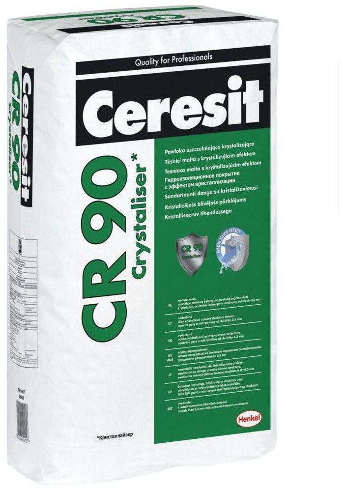 Zaprawa uszczelniająca Ceresit Crystaliser CR 90 25 kg
