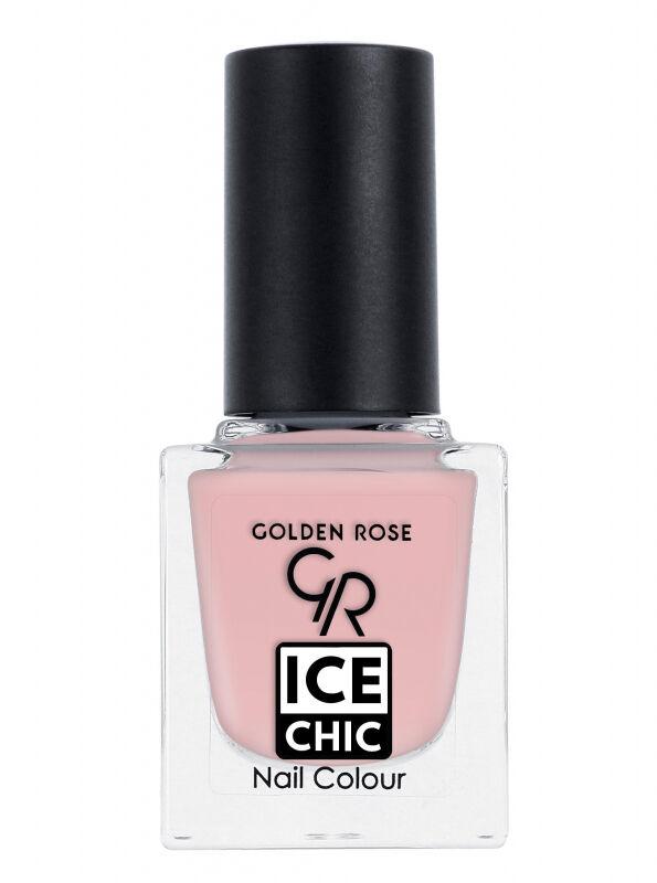 Golden Rose - ICE CHIC Nail Colour - Lakier do paznokci - 09