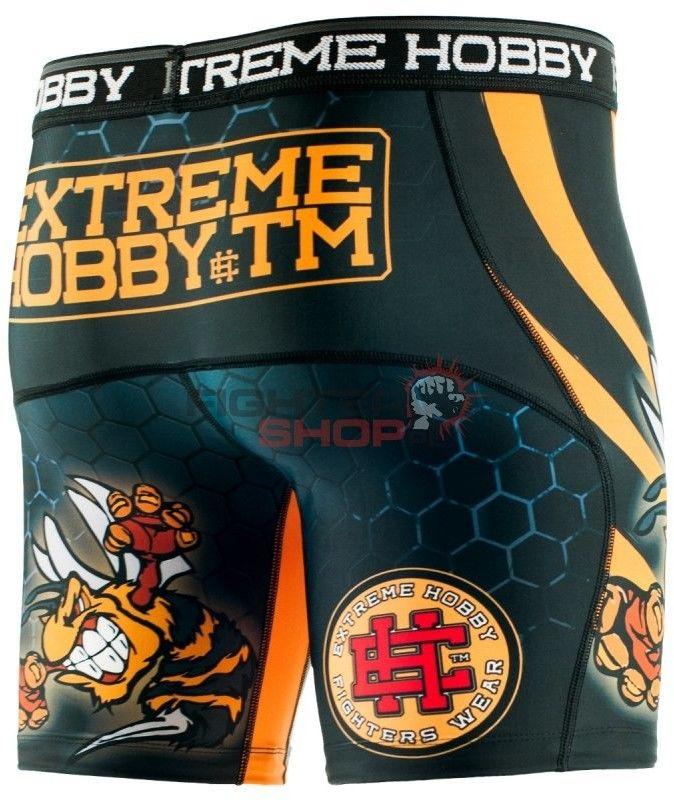Spodenki Vale Tudo MMA ANGRY WASP Extreme Hobby