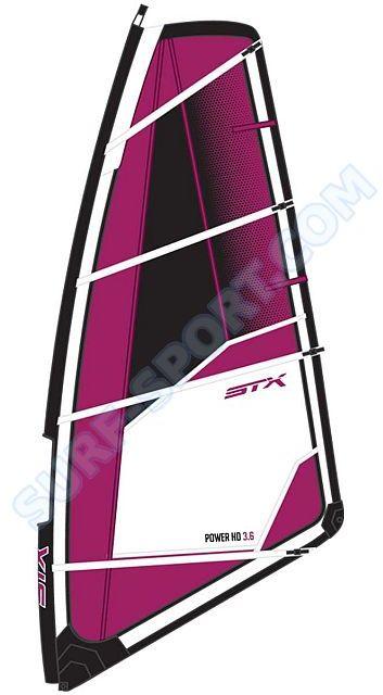 Pędnik Windsurfingowy STX Power HD Dacron 2021