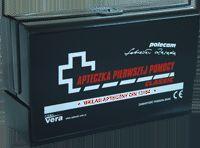 Apteczka CLASSIC PLUS  w pudełku z tworzywa