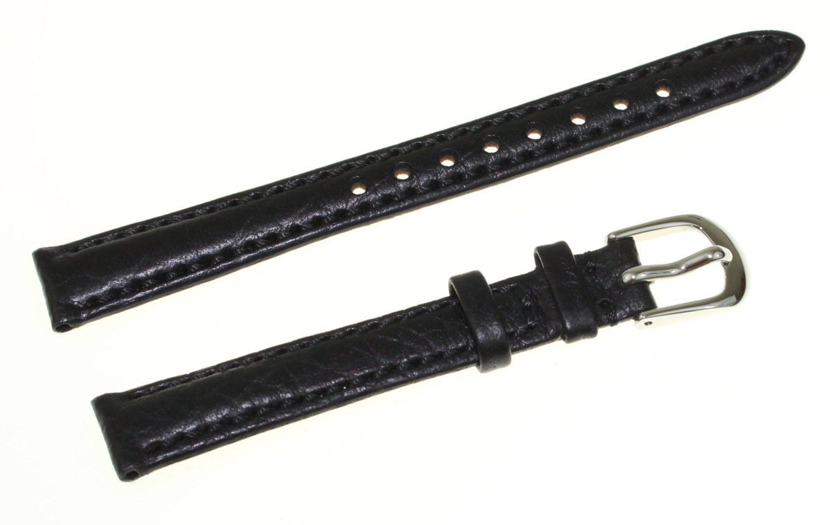 Skórzany pasek do zegarka Bisset 12 mm BS-156.12.10