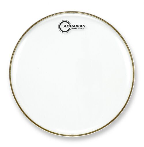 Aquarian 10CC Classic Clear naciąg perkusyjny