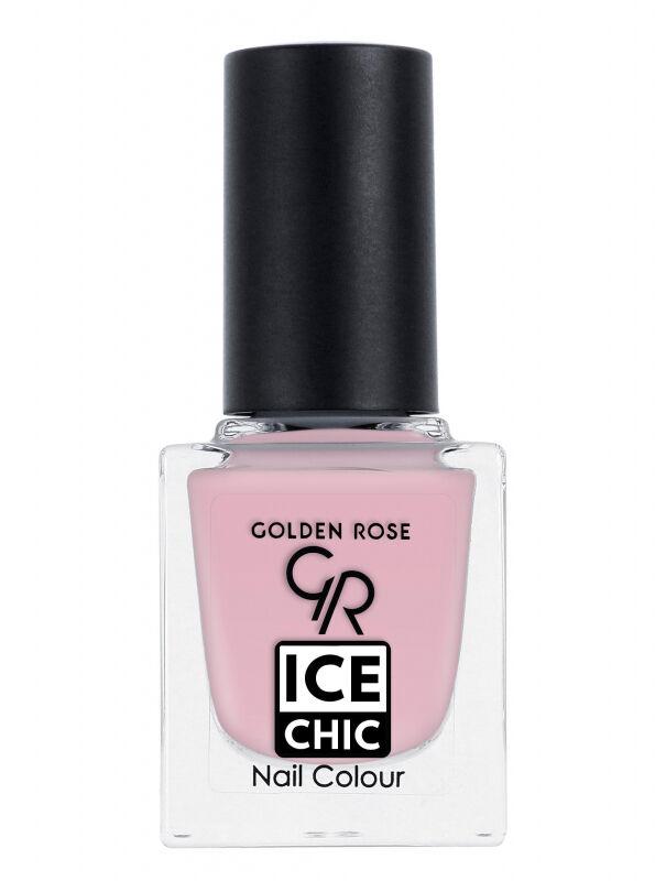 Golden Rose - ICE CHIC Nail Colour - Lakier do paznokci - 10