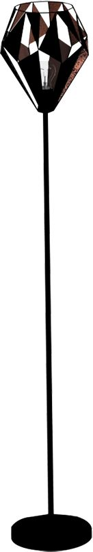 Eglo lampa podłogowa Carlton 1 49994 - SUPER OFERTA - RABAT w koszyku