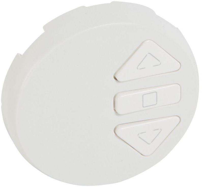 CELIANE Plakietka Łącznika sterowania rolet somfy biała 068179