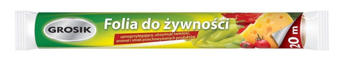 Jan Niezbędny Sarantis Jan Niezbędny Grosik Folia do żywności 20m