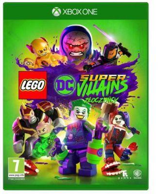 Gra Xbox One LEGO DC Super-Villains Złoczyńcy