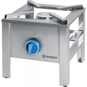 Taboret gazowy pomocniczy 1-palnikowy 5 kW Standard Line Stalgast 773051