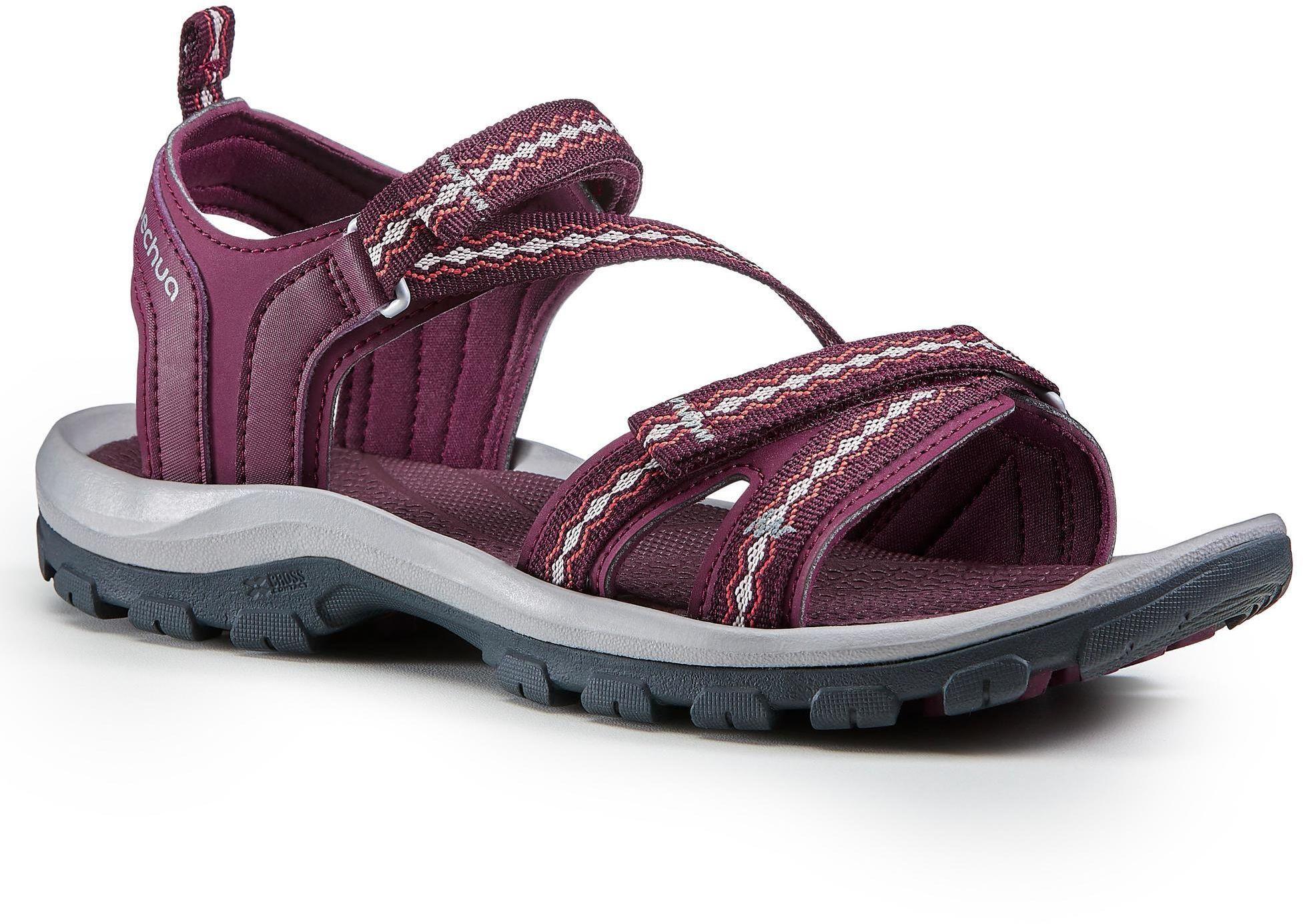 Sandały turystyczne NH110 damskie