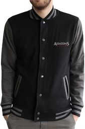 ABYstyle - ASSASSIN''S CREED - bluza - Crest - męska - czarna / szara (M)