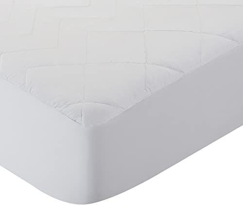 Pikolin Home Faser-pa26000pk140bla ochraniacz na materac, ochrona przed roztoczami, oddychający, łóżko 140, bawełna, biały, King, 135,0 x 190,0 x 1,0 cm