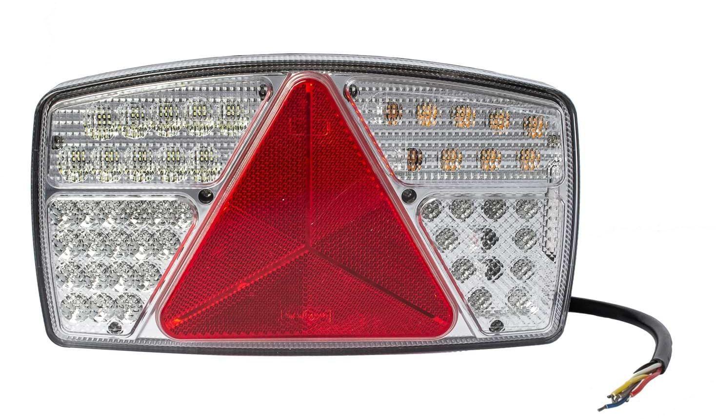 Fabrilcar by Asp ck lampa tylna LED 7-funkcyjna prawa