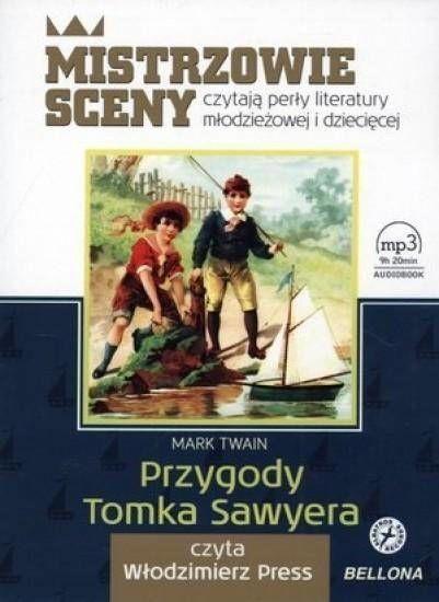 Przygody Tomka Sawyera audiobook - Mark Twain