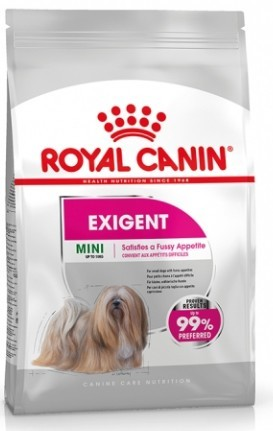 Royal Canin Mini Exigent 3kg Dog