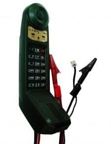 Telkom Telos ATM - telefon monterski przemysłowy