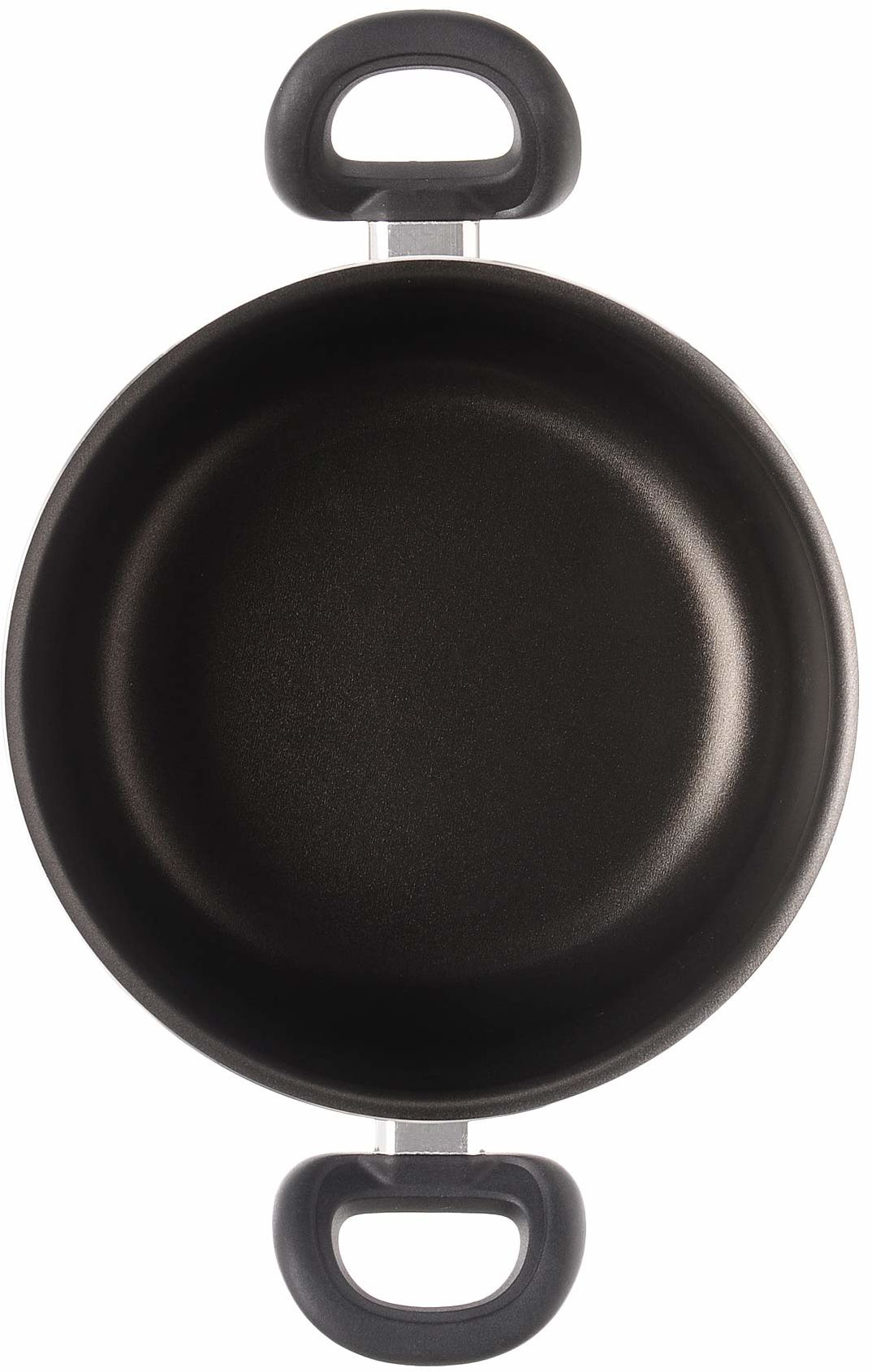 Alluflon Cuisina rondel 24 cm, 4,9 l, aluminium klasy spożywczej