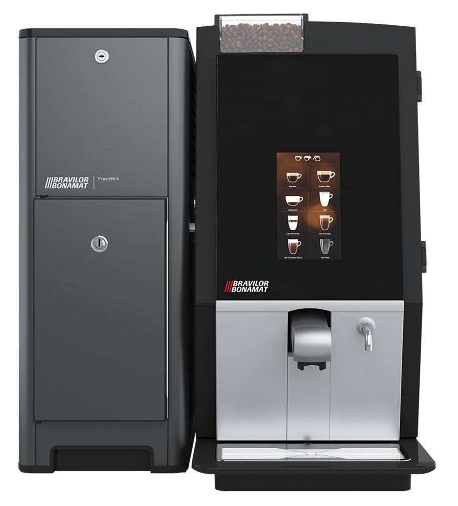 Ekspres do kawy Esprecious 21L podwójna wylewka 2x0,7 kg / 1x3,2 l