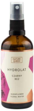 Hydrolat Czarny Bez 100ml Nature Queen