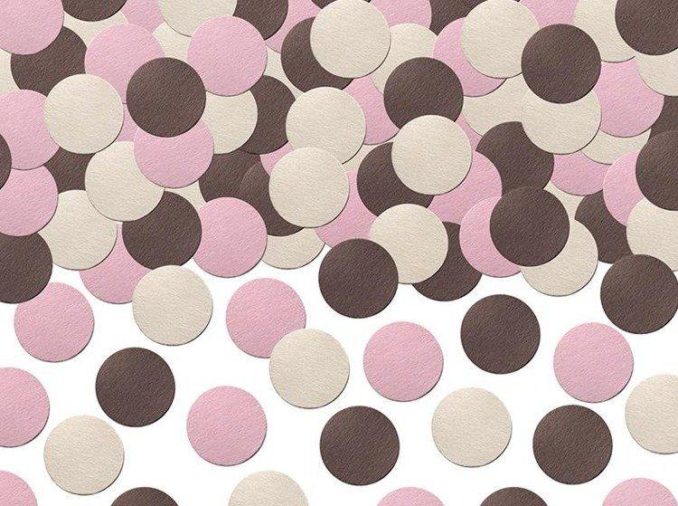 Konfetti kolorowe Sweets kropki 5g kons51