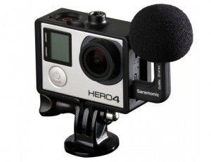 Mikrofon Saramonic do GoPro Hero 4/3/3+ GoMic