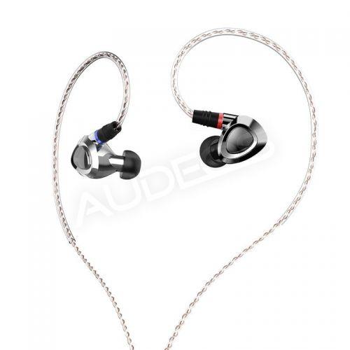 Shanling ME500 - hybrydowe słuchawki z wymiennym kablem
