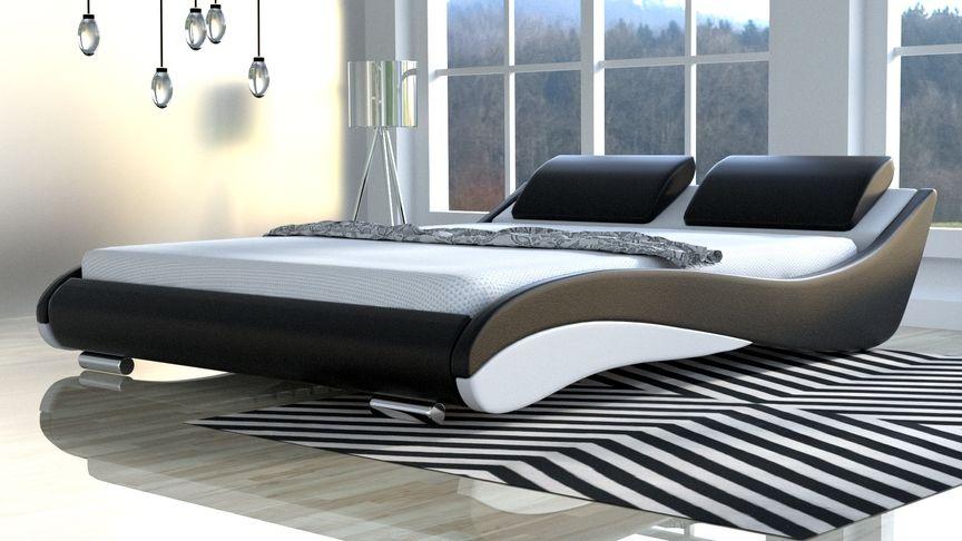 Łóżko do sypialni Stilo-2 Premium velur
