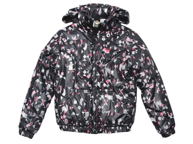 kurtka dziecięca ROXY RX jacket girl 031 yeah lettri llc