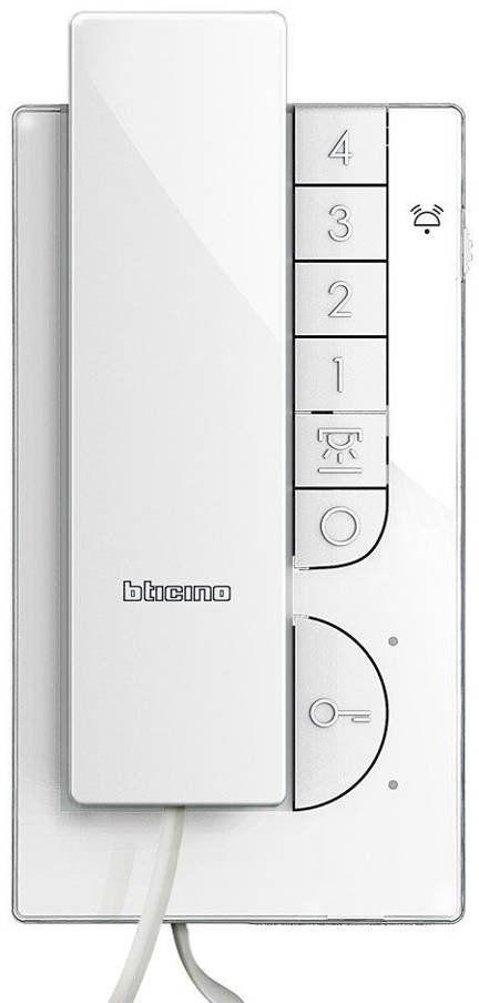 Bticino UNIFON Domofon słuchawkowy Classe 100 Legrand 344272