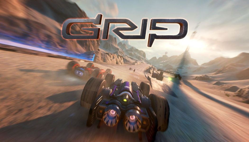 GRIP (PC) klucz Steam