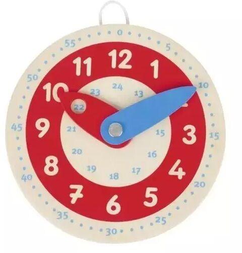 Zegar do nauki godzin mały - Goki