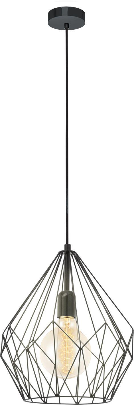 Eglo lampa wisząca Carlton 49257 - SUPER OFERTA - RABAT w koszyku