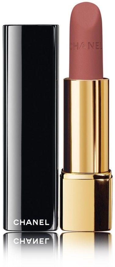Chanel Rouge Allure Velvet jedwabista pomadka z matowym wykończeniem odcień 62 Libre 3,5 g
