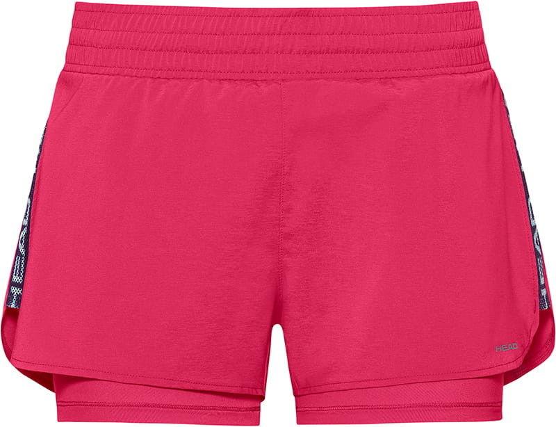 Head Advantage Shorts W - magenta