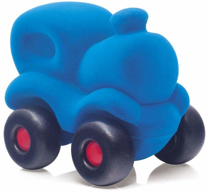 Rubbabu R21005 Tschu-Lokomotywa niebieska