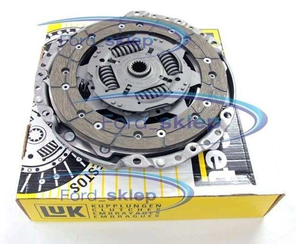 komplet sprzęgła Focus Mk1 Luk - ZETEC 1.4 1.6 1.8 4005108837783
