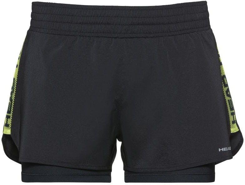 Head Advantage Shorts W - black