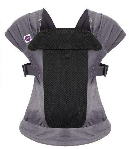 Nosidło Izmi Breeze 0m+ Grey