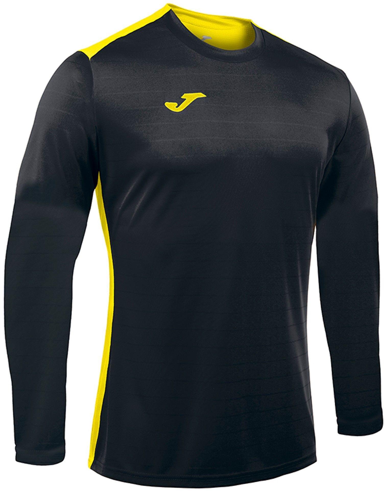 Koszulka Joma Campus black/yellow (10 szt.)