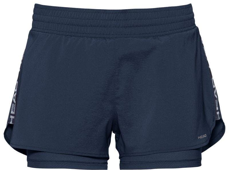 Head Advantage Shorts W- dark blue
