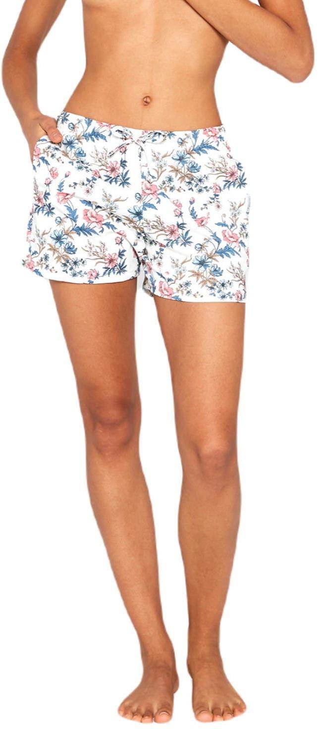 Bawełniane spodenki damskie do piżamy Cornette 609/05 ekri