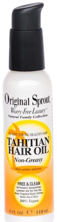Original Sprout Tahitian Hair Oil Olejek 118ml