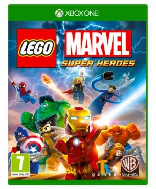 Gra Xbox One LEGO Marvel Super Heroes