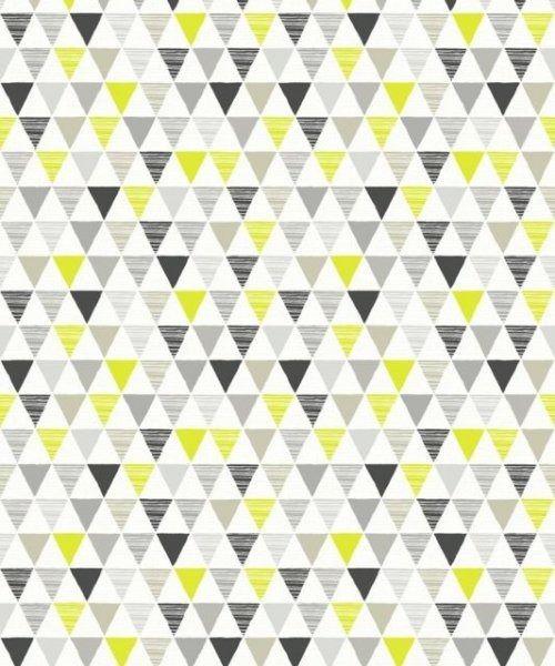 Tapeta 696006 trójkąty arthouse imagine fun 2
