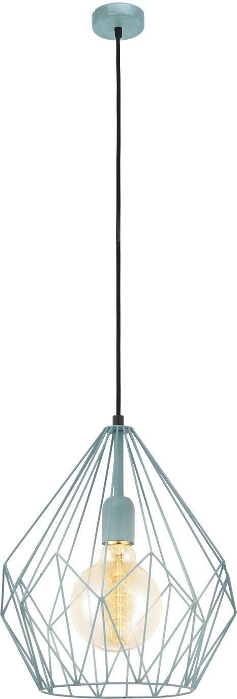 Eglo lampa wisząca Carlton 49259 - SUPER OFERTA - RABAT w koszyku
