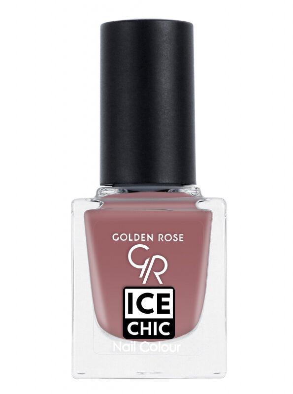 Golden Rose - ICE CHIC Nail Colour - Lakier do paznokci - 17