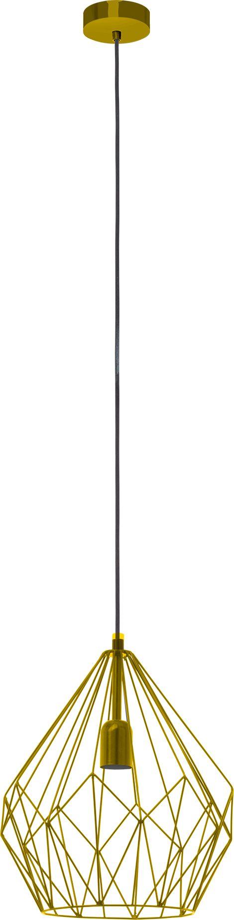 Eglo lampa wisząca Carlton 49933 - SUPER OFERTA - RABAT w koszyku
