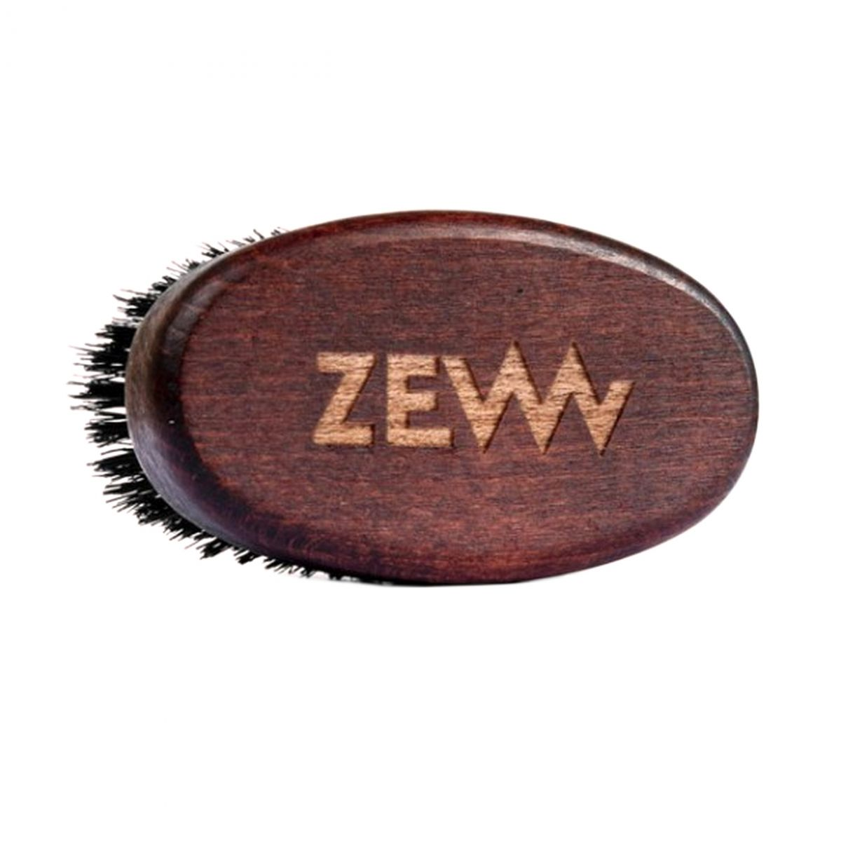 Kompaktowa Szczotka / Kartacz do brody z naturalnym włosiem z dzika - Zew