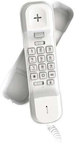 Alcatel T06 - telefon bezprzewodowy - biały
